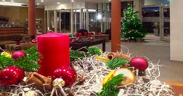 Weihnachten Leipzig 2019.Weihnachtsurlaub 2019 2020 Hotel Sachsen Leipzig Weihnachten