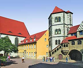 Single merseburg