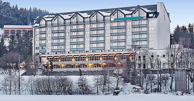 Winterurlaub Weihnachten 2019.Weihnachtsangebot Hotel Erwachsenen Hotel Weihnachten Fichtelberg