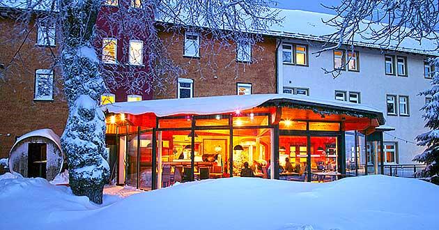 Weihnachten 2019 Schnee.Urlaub Weihnachten 2019 2020 Weihnachtsurlaub Freudenstadt Naturpark